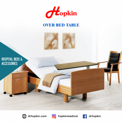 HOPKIN OVER BED TABLE