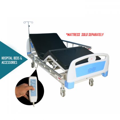 HOPKIN ELECTRIC ULTRA LOW HOSPITAL BED