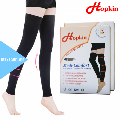 HOPKIN COMPRESSION STOCKING ABOVE KNEE