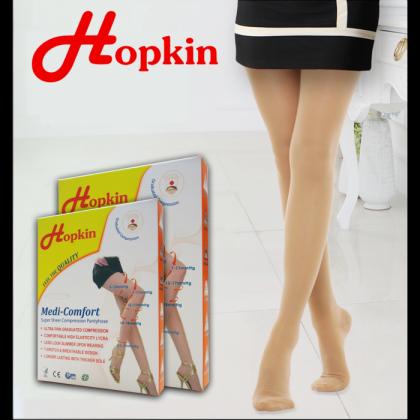HOPKIN COMPRESSION PANTYHOSE