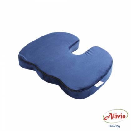 ALIVIO THERAPEUTIC COCCYX SEAT CUSHION
