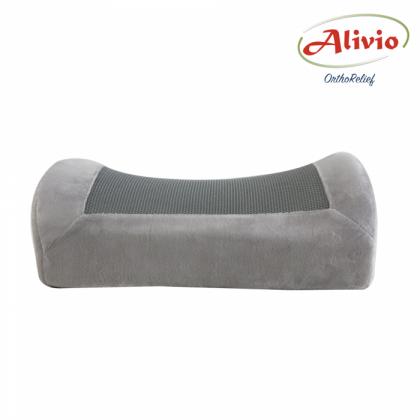ALIVIO ORTHOPEDIC CONTOUR LUMBAR CUSHION WITH STRAP